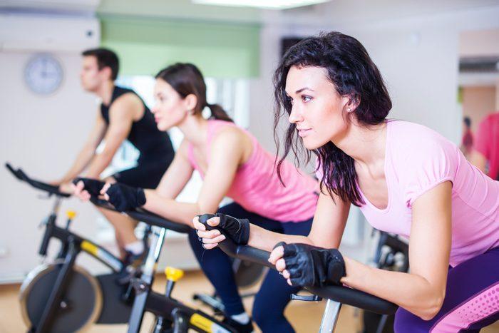 Avoid travel weight gain- gym