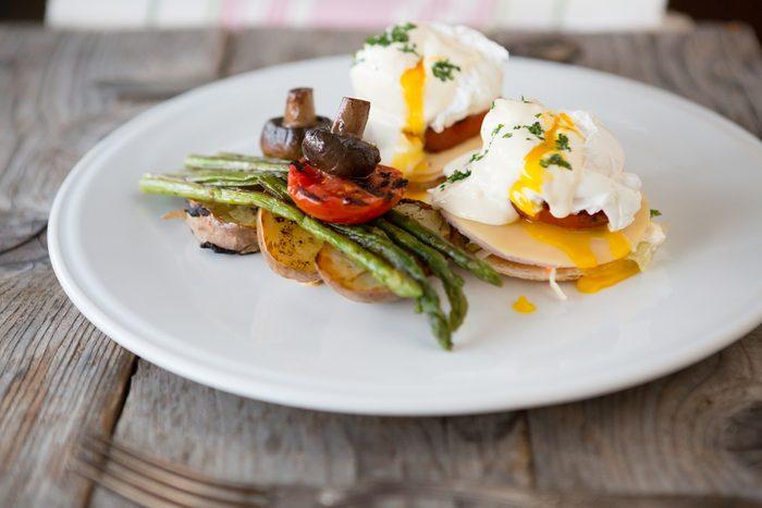 quick and easy breakfast ideas | healthy breakfast | eggs benedict