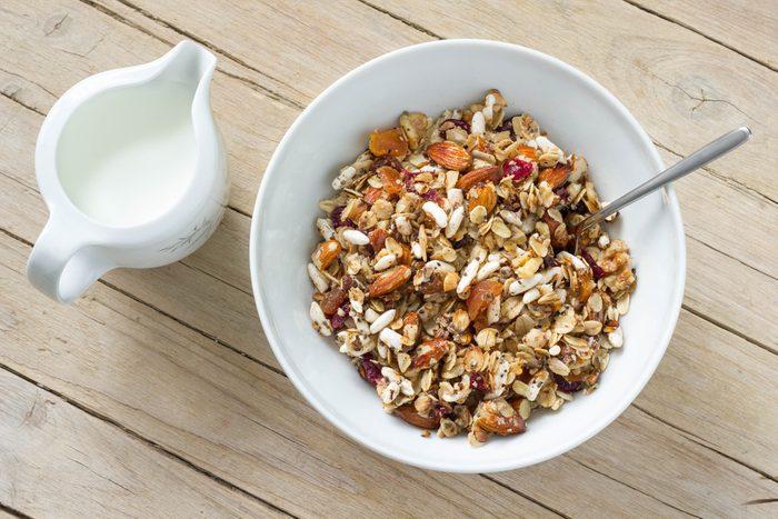 Walnut Cereal   granola recipes