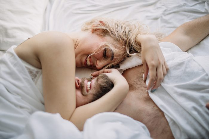 happy couple in bed_have hot sex again
