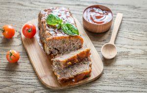 The Greatest Greek-Style Turkey Meatloaf
