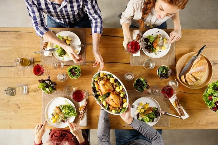 lose weight this summer_kitchen table
