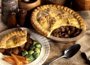 Classic Steak and Kidney Pie