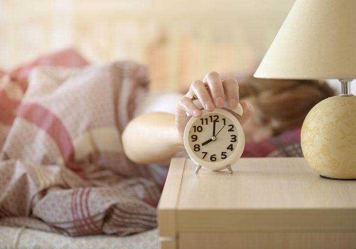 Can't Sleep, Biological Clock