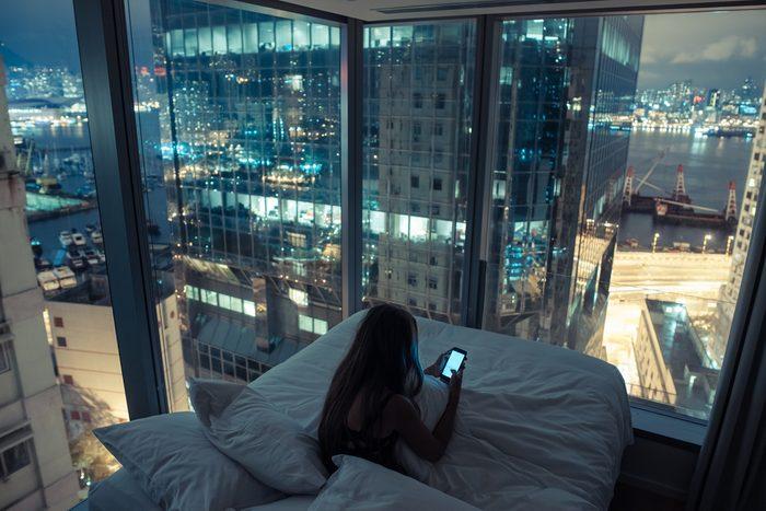 Can't Sleep, technology