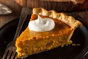 The Best Healthy Pumpkin Pie