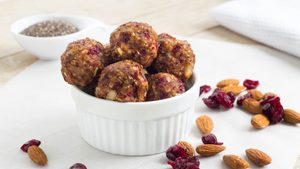 Make These Healthy and Handy Peanut Power Balls For Your Next Hike