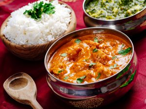 Lean & Low-Cal Butter Chicken