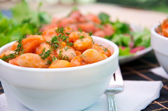 Greek Lima Beans Recipe