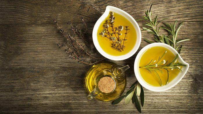 flat tummy foods olive oil