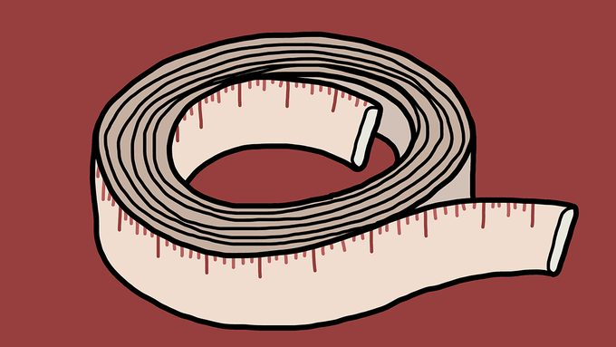 Is the BM outdated? Illustration of a tape measure