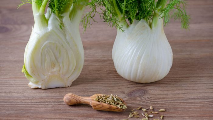 health benefits of herbal tea fennel