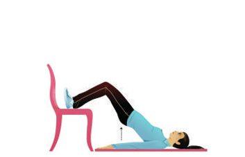 bent-knee chair bridges