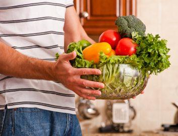 best foods for men broccoli