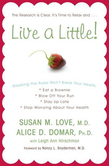 live a little book