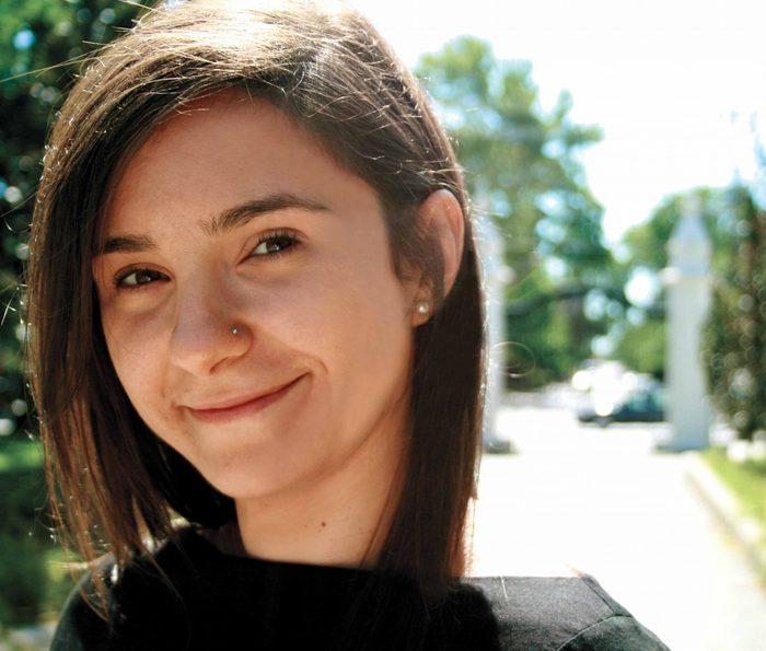 Alexandra Lucchesi, 27; Toronto