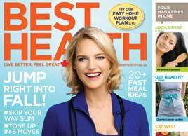 Best Health Magazine: September 2010