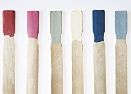 Colours to freshen up your home decor