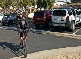 What it's like to cycle with the pros