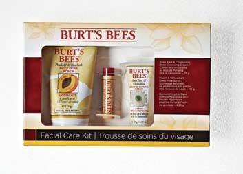 Burt's Bees Facial Care Kit