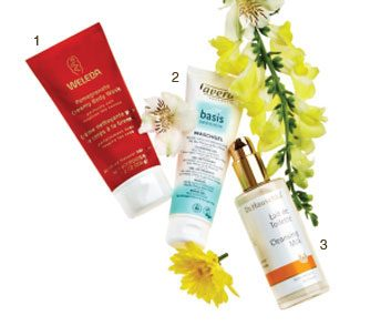 Certified natural beauty products