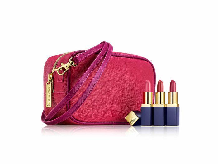 Evelyn Lauder + Elizabeth Hurley Dream Pink Collection