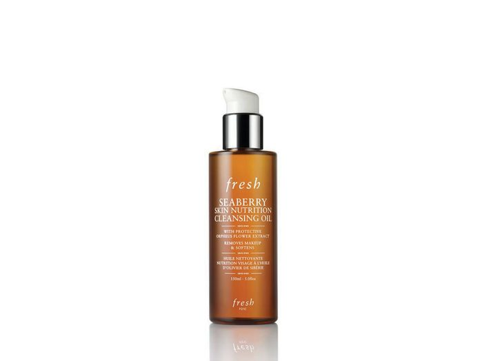 Fresh Seaberry Skin Nutrition Cleansing Oil for Dry Skin
