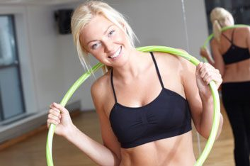 Hula hooping