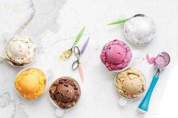 Portion checker Ice Cream