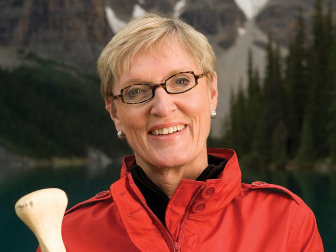 How Nancy Stibbard Conquered Western Canada's Tourism Industry