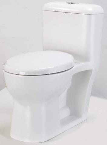 Rona collection toilet