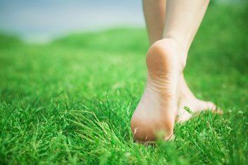 summer foot health