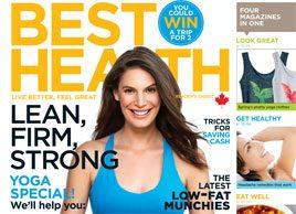 Best Health Magazine: March/April 2013