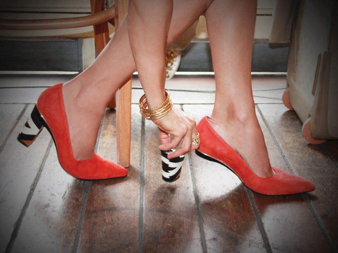 How Tanya Heath Plans to Reinvent Women's Footwear