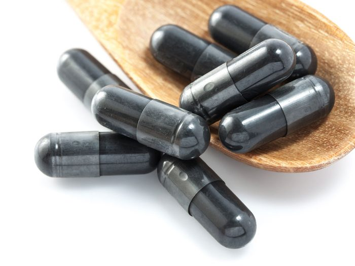 activated charcoal uses, stomach troubles