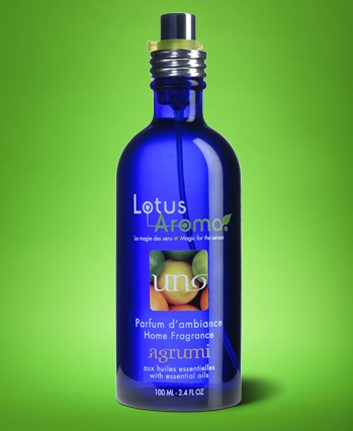 Lotus Aroma natural home fragrance