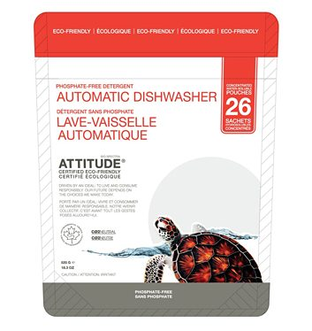 Attitude Automatic Dishwasher Detergent