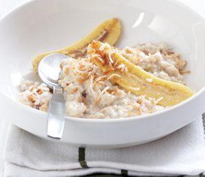 Banana-Cream-Pie Oatmeal