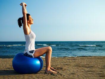 beach Pilates