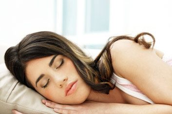 beauty habits sleep
