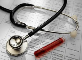 blood test doctor surgery