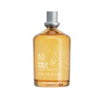 The Body Shop Vanilla Eau De Toilette