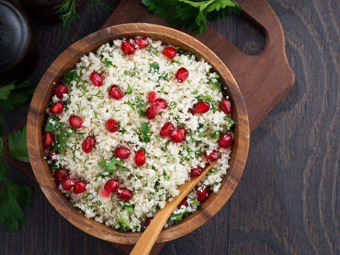 Benefits of Cauliflower