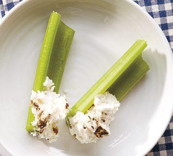 celery goat cheese