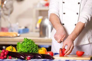 chefchoppingvegetables