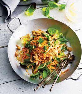 Casablanca Chicken Salad