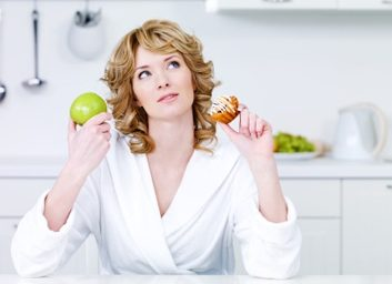health food vs junk food