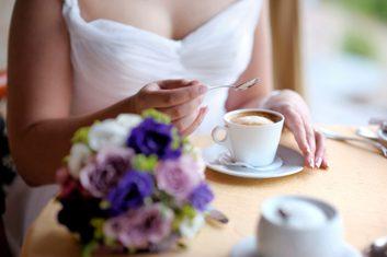 coffee bride