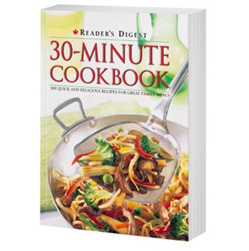 30-minute cookbook