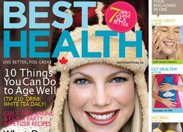 Best Health Magazine: November/December 2009